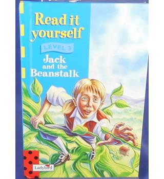 Jack and the Beanstalk - Ladybird Book