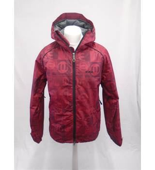 Animal - Size S - Red Technical Snowboarding/Ski Jacket