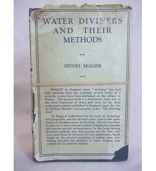 Water Diviners and their Methods