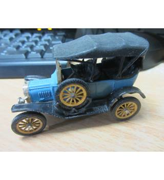 Collection of Corgi models Pickford van and model ford t