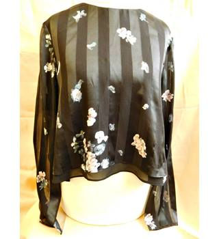 Club Monaco Silk Blouse Club monaco - Size: S - Black