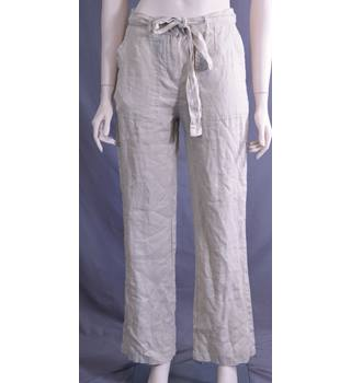 "BNWOT M&S Marks & Spencer - Size: 28"" - Cream / ivory - Cargo pants"