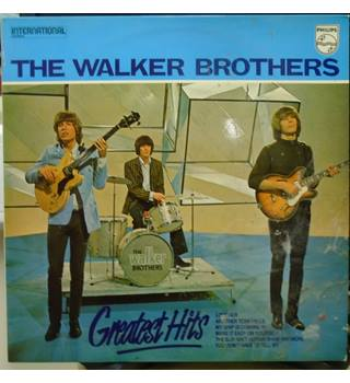 Greatest Hits - The Walker Brothers - 9299 711