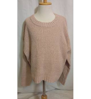 BNWT New Look Generation Age 12-13 - Beige with sprinkles jumper