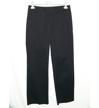 Gerard Darel - Size: 12 - Black - Trousers
