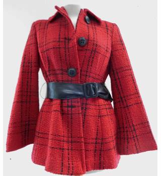 Marks & Spencer - Size: 12 - Red - Jacket