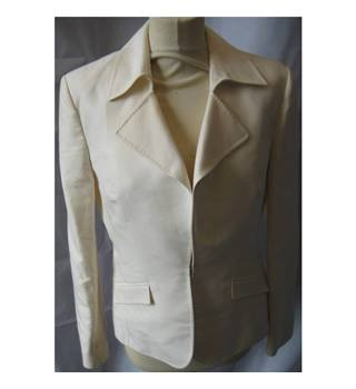 Harvey Nichols - Size 14 - Cream jacket