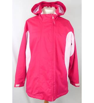 M&S Marks & Spencer - Size: 13 - 14 Years - Pink - Snow jacket