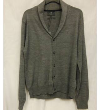 NWOT - M&S Collection Size M Grey Cardigan