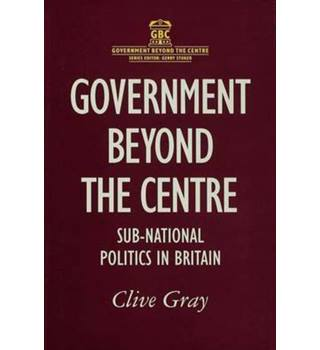 Government Beyond The Centre