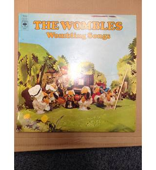 The Wombles - Wombling Songs