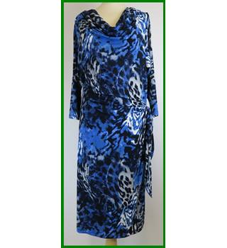 Lakeland - Size: 16 - Blue - Calf length