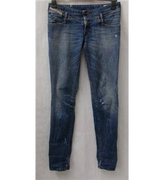 "Diesel - Size: 29"" waist (to fit) Blue Jeans"