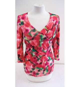 Per Una - Size: 10 - Multi-coloured - Blouse