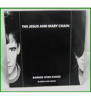 The Jesus And Mary Chain ‎– Barbed Wire Kisses (B-Sides And More) - BYN 15