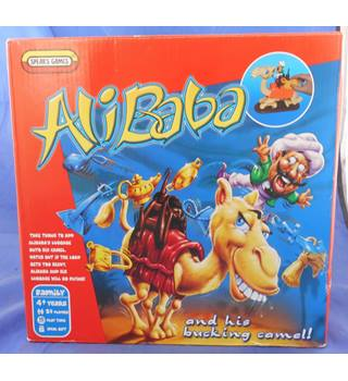 Games Alibaba and His Bucking Camel