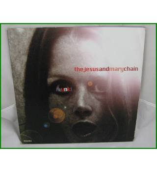 The Jesus And Mary Chain ‎– Munki - SP 426