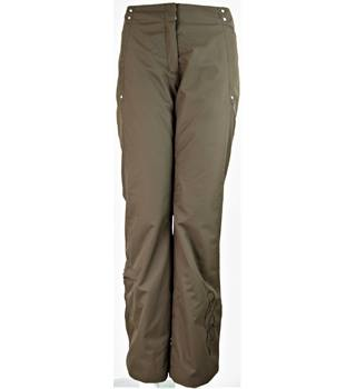 Sunice - Size: 10 - Brown - Ski Trousers