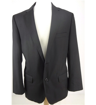"Boss - Size 40"" chest Black Blazer"