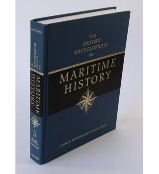 The Oxford Encyclopedia of Maritime History Volume 3