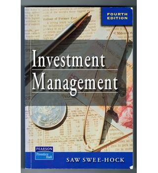 Investment Management / Saw Swee-Hock