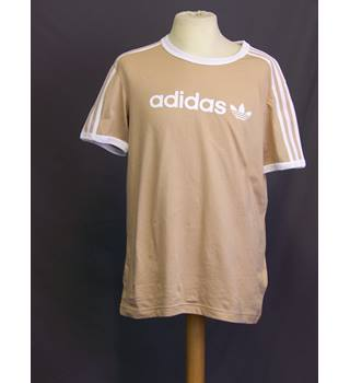 BNWT Adidas - Size: L - Brown - Short sleeved