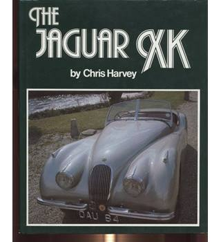 The Jaguar XK