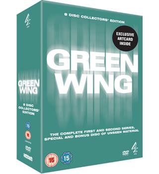 GREEN WING DEFINITIVE EDITION 15