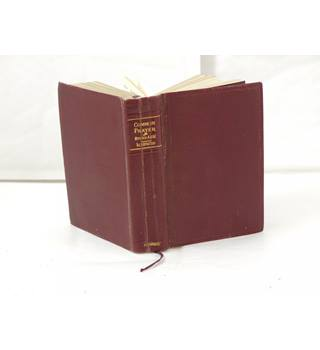 The Book of Common Prayer publ A R Mowbray & Co Ltd illustrated