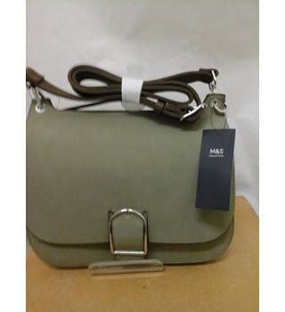 NEW without tags M&S Marks & Spencer - Size: One size - Grey handbag