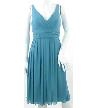 BNWT - Wtoo - Size: 10 - Blue - Knee-length Prom dress