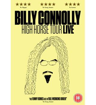 BILLY CONNOLLY HIGH HORSE TOUR 18