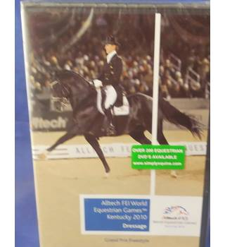 Alltech Fei World Equestrian Games Kentucky 2010: Dressage E