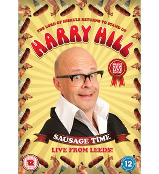 Harry Hill Live - Sausage Time , new & sealed