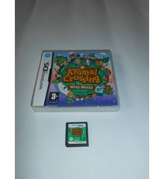 Animal crossing Wild World - Nintendo DS Game