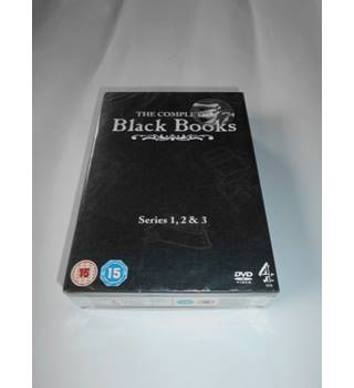 Black Books - The Complete Series 1, 2 and 3 DVD 15