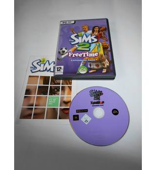 The Sims 2 - Freetime expansion Pack PC Game