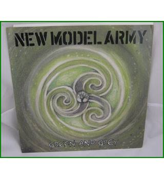 New Model Army ‎– Green And Grey - 12 NMA 9