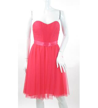 BNWT - Wtoo - Size: 12 - Watermelon Pink - Prom/Bridesmaid Dress