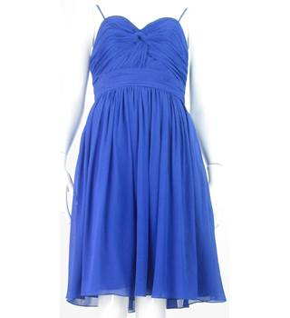 BNWT - Wtoo - Size: 8 - Blue - Bridesmaid/Prom Dress