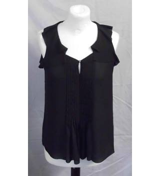 Banana Republic - Size: 8 - Black - Sleeveless top