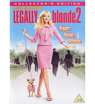 LEGALLY BLONDE 2 PG