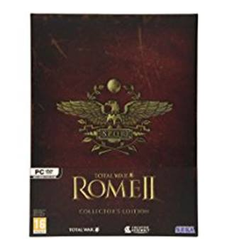 Total War Rome II Collector's Edition