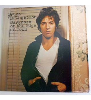 Bruce Springsteen - Darkness on the Edge of Town / CBS 86061