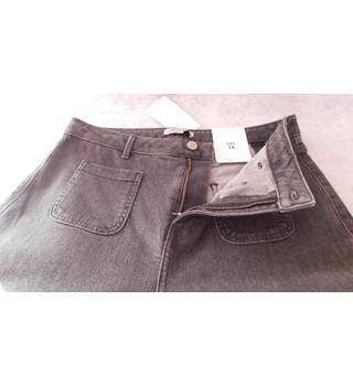 New M&S  - Size: 14 - Black cropped jeans