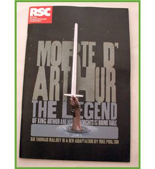 Royal Shakespeare Company. 2010. Morte d'Arthur