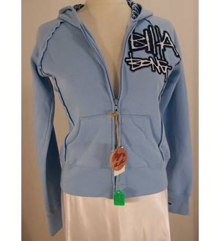 Billabong - Size: 11 - 12 Years - Light Blue - Hoodie
