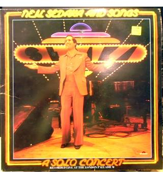 A Solo Concert - Recorded Live At The London Palladium - Neil Sedaka - 2672 036