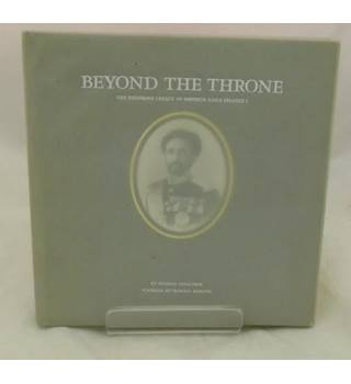 Beyond the Throne -signed copy