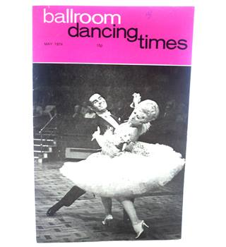 Ballroom Dancing Times - May 1974